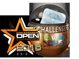 DreamHack+Cluj-Napoca+2015+Challengers+%28Foil%29