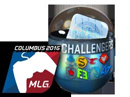 MLG+Columbus+2016+Challengers+%28Holo%2FFoil%29