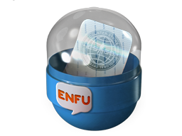 Enfu+Sticker+Capsule