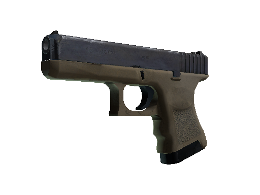Unique Glock-18