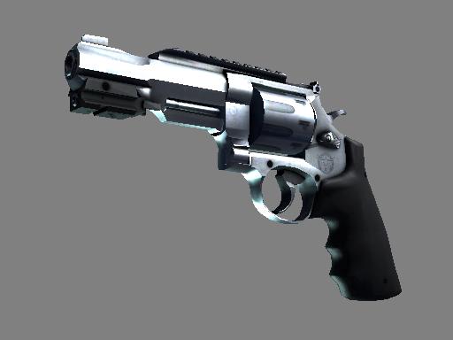 Unique R8 Revolver