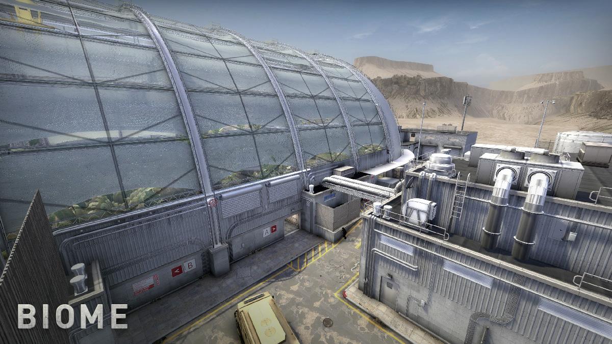 Новата обществена карта Biome
