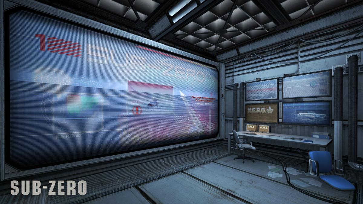 Новата обществена карта Sub-zero