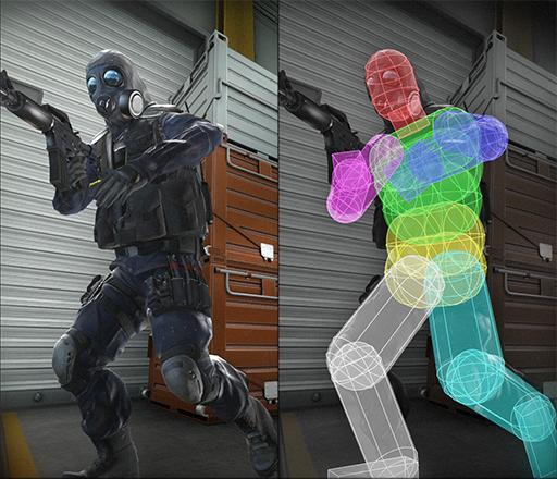 Нови ударните зони за SAS модела
