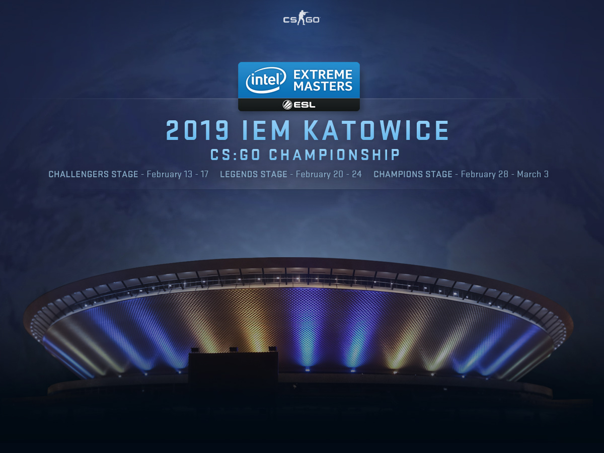 Counter-Strike: Global Offensive » Katowice 2019 – Tournament Items