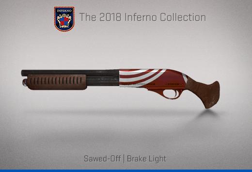 """Колекцията """"Inferno 2018"""" — Скъсена цев   Стопове   Brake Light"""