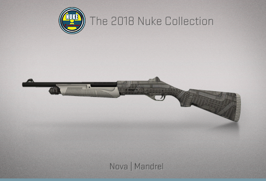 """Колекцията """"Nuke 2018"""" — Nova   Дорник   Mandrel"""