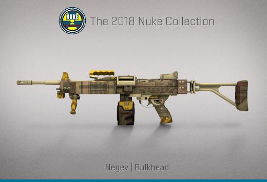 """Колекцията """"Nuke 2018"""" — Negev   Преграда   Bulkhead"""