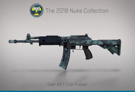 "Колекцията ""Nuke 2018"" — Galil AR   Студен термоядрен синтез   Cold Fusion"