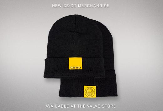 Зимни CS:GO шапки от Valve магазина