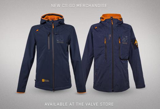 CS:GO якета от Valve магазина