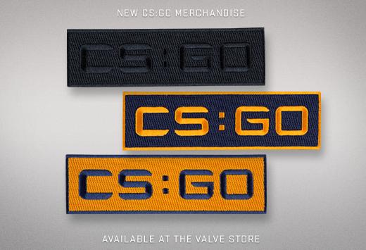 CS:GO нашивки от Valve магазина