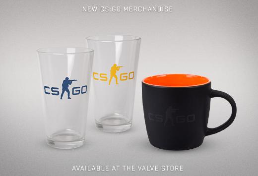 CS:GO чаши от Valve магазина