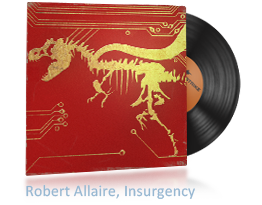 Música para esmagar os seus inimigos composta pelo premiado Robert Allaire.