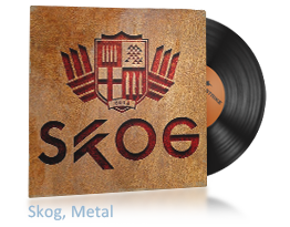 A lesson in aggression from Metal producer, Skog.
