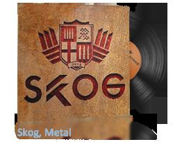 Uma lição de agressão de Skog, produtor de Metal.
