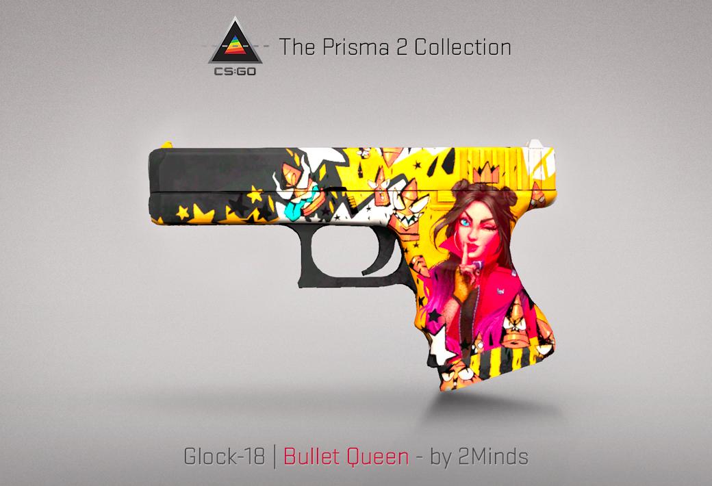bullet queen glock