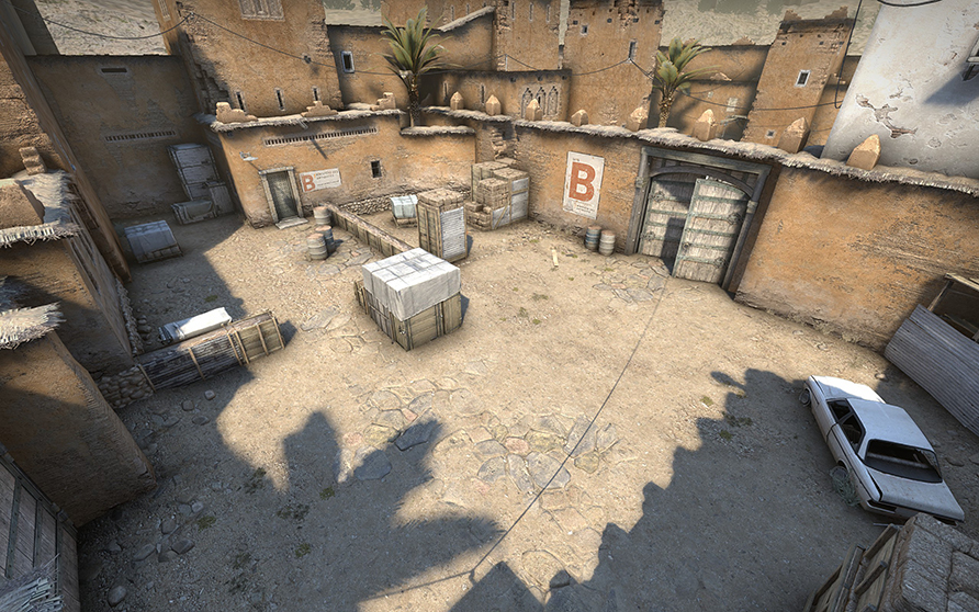 Cs Go The Return Of Dust Ii