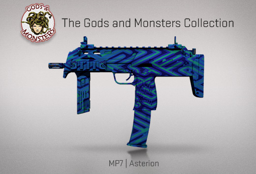Gods And Monsters Csgo