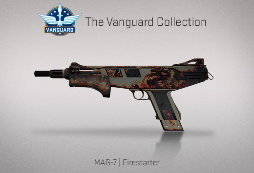 CS:GO - Operation Vanguard