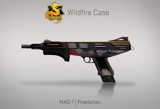 CS:GO - Operation Wildfire