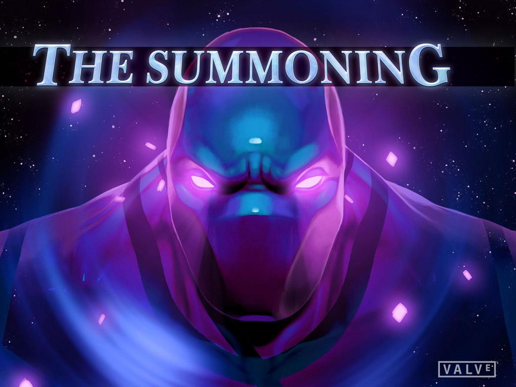 dota 2 the summoning