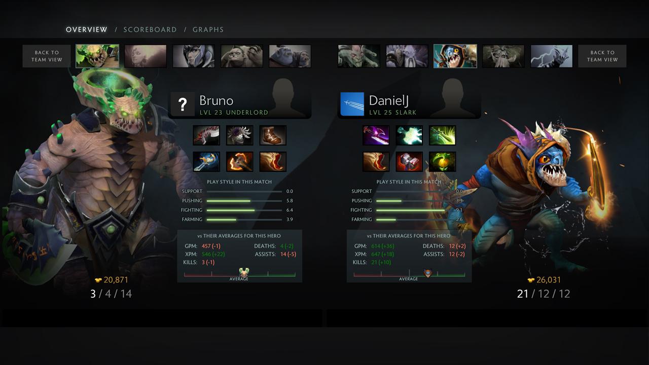 dota 2 the dark rift update