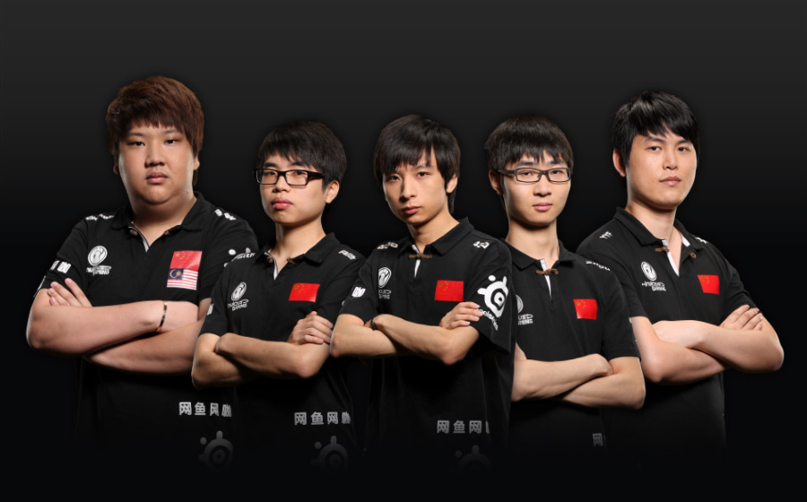 The International - Dota 2 Championships - Players
