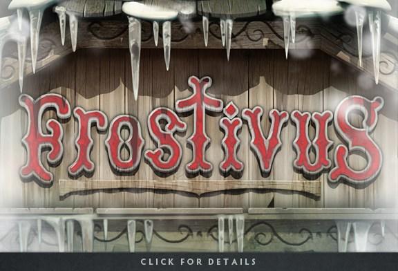 Dota 2 Frostivus