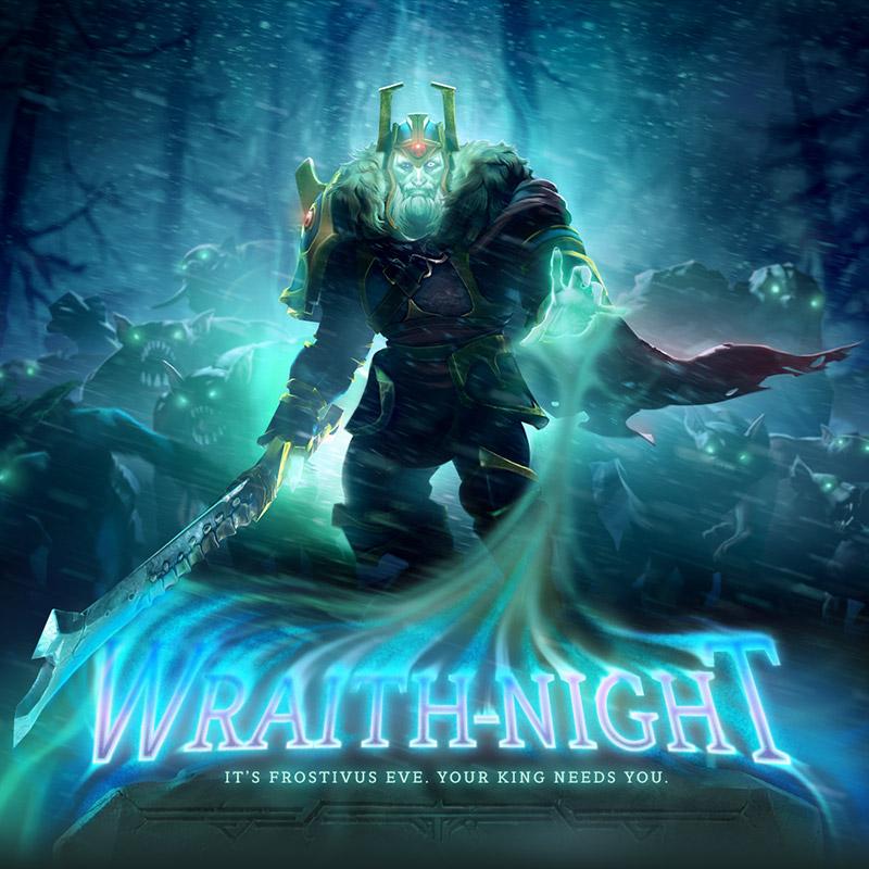 Dota 2 - Wraith-Night