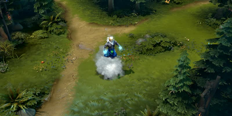 Dota 2 - Balance of Power