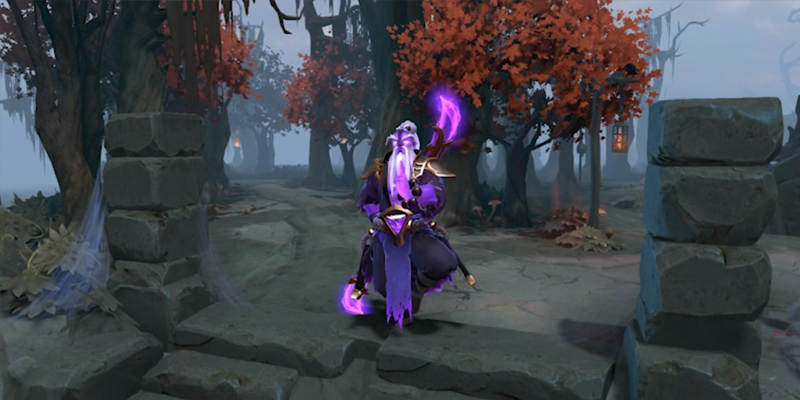 Dota 2 – The Outlanders-opdatering
