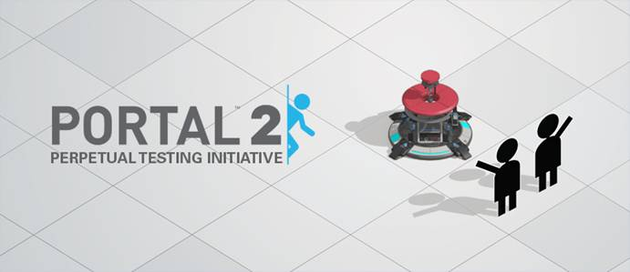 Official Portal 2 Website - Blog