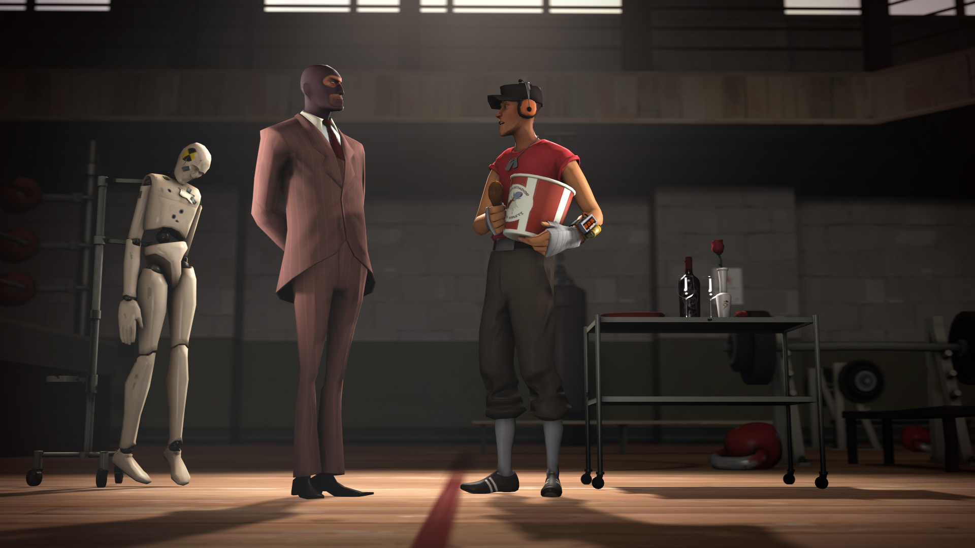 Let s play competitive tf2