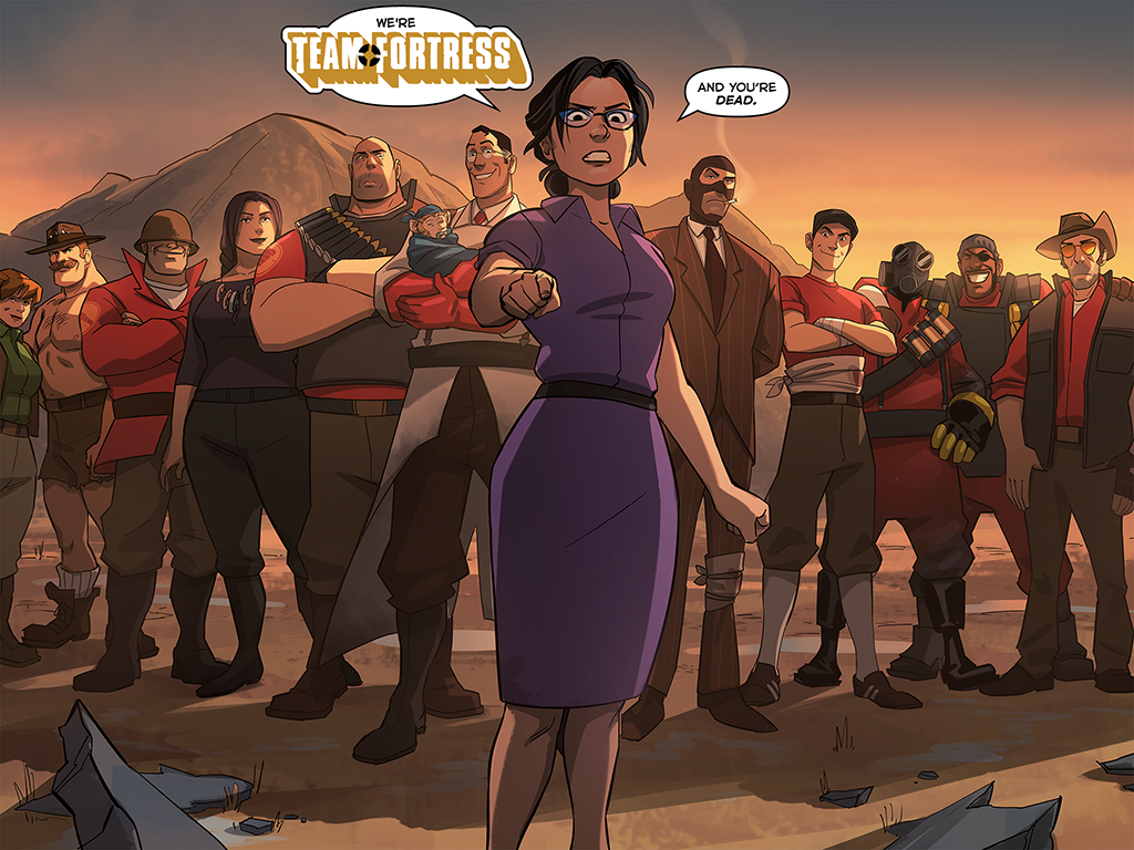 team fortress 2 meet the administrator tribetwelve