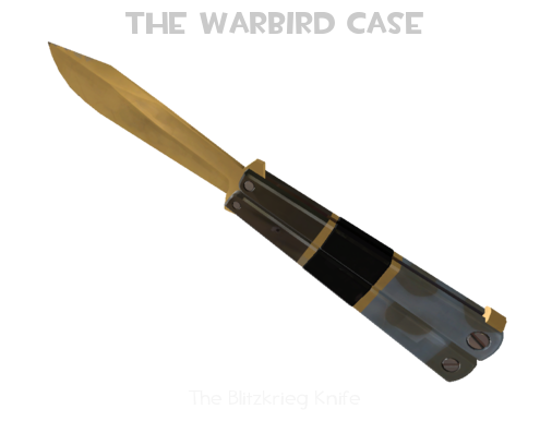 The new inspect animation for the knife is particularly sexy. : tf2