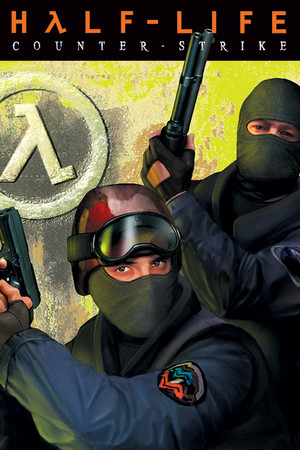 Counter-Strike poster image on Steam Backlog