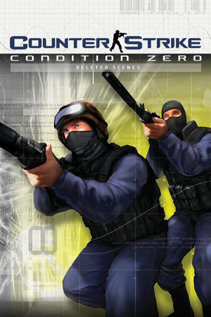 Counter-Strike: Condition Zero poster image on Steam Backlog