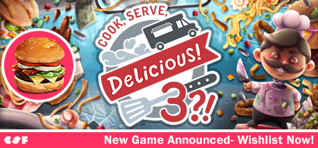 Cook, Serve, Delicious! 3?! Cover Image