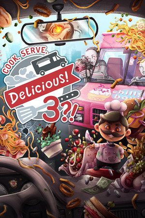 Cook, Serve, Delicious! 3?! poster image on Steam Backlog