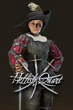 Hellish Quart poster image on Steam Backlog