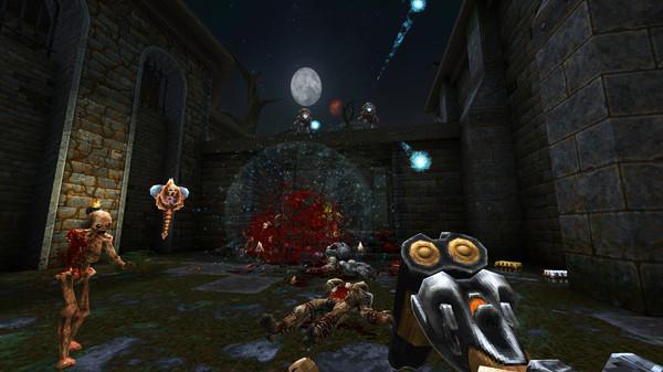 Скриншот №14 к WRATH Aeon of Ruin