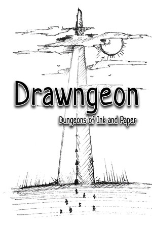 Drawngeon: Dungeons of Ink and Paper poster image on Steam Backlog