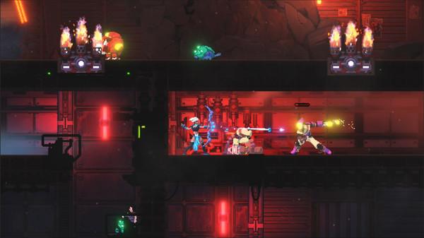 Capture d'écran n°2 du Jeu Foregone