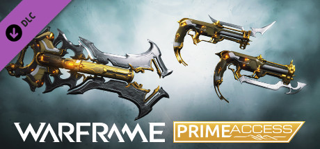 Warframe Mesa Prime Access: Ballistic Battery Pack