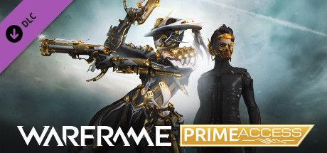 Warframe Mesa Prime Access: Peacemaker Pack