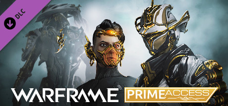 Warframe Mesa Prime Access: Accessories Pack