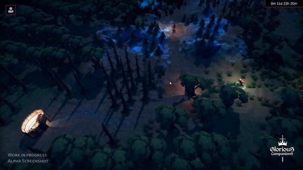 Скриншот из Glorious Companions