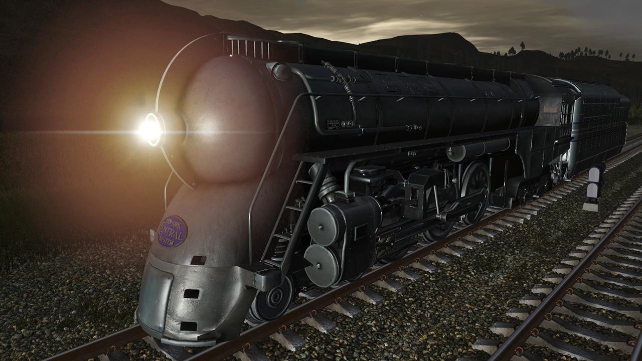 TRS19 DLC - NYC J3a-Dreyfuss streamlined Hudson