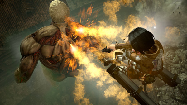 Attack on Titan 2 Final Battle ScreenShot 1